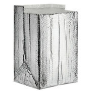 14 X 10 X 10 Insulated Box Liners Leak Resistant 10 Pieces
