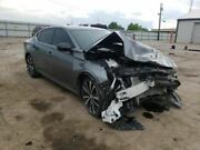 Driver Left Front Door Without Acoustic Glass Fits 19 Altima Grey 4187250