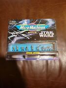 Star Wars Imperial Officers Micro Machines Space Galoob And Lucas Films 1995