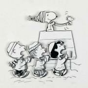 Peanuts Caroling Crew Hand Numbered Limited Edition