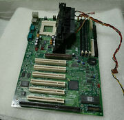 1pc Used  S1857 Agp-pci-isa Motherboard With Cpu Memory