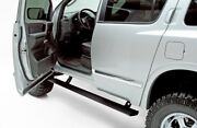 Amp Research Running Board Power Steps For 04-15 Nissan And Infiniti Truck And Suv