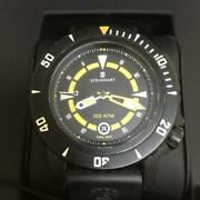 Steinhart Watch Triton Divers Watch With Case Box Tagging The Belt Is Size Cut