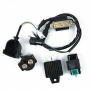 Ignition Coil Parts Replacement For Lifan Regulator Relay High Quality