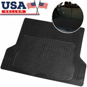 Heavy Duty Car Cargo Liner Floor Mat Trimmable Truck Suv Universal All Weather