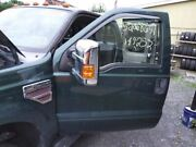 2008-2012 Ford F350 Super Duty Driver Front Door Electric W/o Keyless Pad