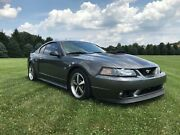 2003 Ford Mustang Mach 1 2003 Ford Mustang Coupe Grey Rwd Manual Mach 1