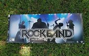 Rockband Special Edition Ps3 - Rockband Complete Bundle Set New Factory Sealed
