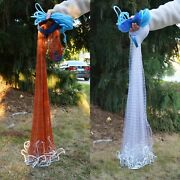 Cast Fishing Net Hand Throw Mesh Network With Sinker Without Sinker Fish Trap