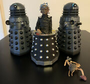 Character Options Doctor Who 5.5 Genesis Of The Daleks Action Figure Set