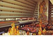 Monorail In Grand Canyon Concourse Contemporary Resort Walt Disney World