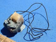 Wurlitzer 1100 Encore Selector Motor 49316 With Mounting Plate Assembly 49096
