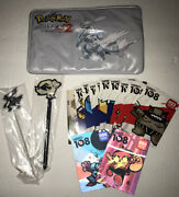 New Pokemon White 2 / Black 2 Promo Nintendo Ds And 3ds Pouch, Styli And Cards