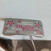 Used Scotty Cameron 2010 My Girl Putter With Grip Club Golf Hni880