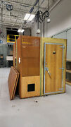 Large Walk-in Double Layer Faraday Cage 9.8ft L 6.6ft W 7.7ft T With Filter