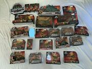 Huge Lot Of Jurassic World Sealed Toys 23 Items In This Lot