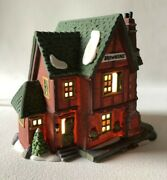 Department 56 Browning Cottage Heritage Dickens Village 58246 Porcelain Boxed