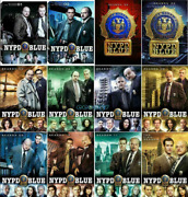 Nypd Blue Complete Series Collection Dvd Seasons 1-12 Brand New Sealed Box Set