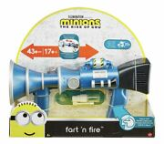 Fart 'n Fire Blaster Toy Gun Despicable Me Minions The Rise Of Gru 2020 New