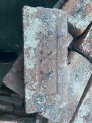 Lot Of 300 To 400 Bricks Antique/ Vintage Xxx Marked Clay Collectible