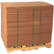 Corrugated Sheets 36 X 72 Ect-32 Use For Pallets 50 Pieces