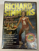 Brand New Lot Of 7 Dvds Set Richard Simmons Sweatinand039 To The Oldies Time Life Nip