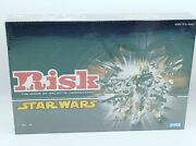 Parker Brothers 2005 Risk Star Wars The Clone Wars Edition Board Game New Sealed