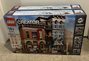Lego Creator Detective Office Modular 10246 Brand New Factory Sealed Read Below