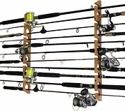 Creations 3 In 1 Fishing Rod Storage For 11 Rods