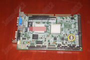1pc Used  Isa Industrial Control Board Hsc-9122 Ver01 With Cpu Memory