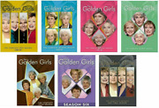 The Golden Girls The Complete Series Season 1-7dvd 21-discbox Set Brand New
