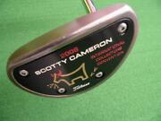 Scotty Cameron 2008 International Collectors Convention Putter Fos331