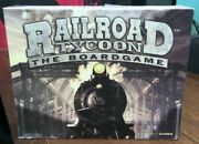 Railroad Tycoon -- Eagle Games 2005 -- Great Condition