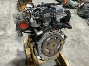 2013-2015 2.0l Cadillac Ats Cts Good Running Engine Complete W Turbo 85k Miles