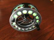 Sage 4580 Fly Fishing Reel. New With Black Case.