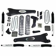 Tuff Country 24987kn 4 Suspension Lift Kit W/sx8000 Shocks, For F-250/f-350 New