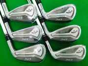 05 Iron Set Prompt Decision New Callaway Epic Forged Star 2019 Ns Pro