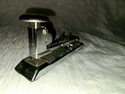 Vintage Mid-century Ace Pilot Stapler Model 404 Made In Usa Chicago Ill.