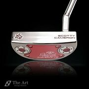 Scotty Cameron Custom Putter 2020 Special Select Fastback Aet8760