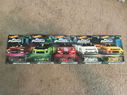 Fast And Furious Hot Wheels 5 Pack