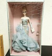 Mattel The Tribute Barbie Doll 2010 Gold Label Fashion Model Collection T2155