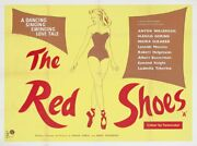 The Red Shoes R1960s British Quad Poster