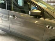 13 14 Ford Escape Passenger Front Door Electric W/1 Touch Up And Down Grey