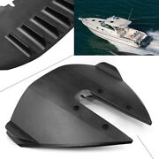 Se300b Abs Plastic Fin Hydrofoil Stabilizer For Outboardandstern Drive Lower Unit