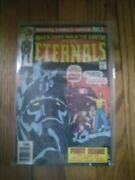 Marvel Comics Groups The Eternals First Edition .. July 1