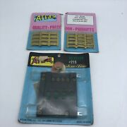 Atlas Ho Rail 54 Joiners 72 Count And Selector 215