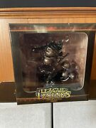 Very Rare Teemo Bronze Color Statue League Of Legends 2012 Limited Edition Lol
