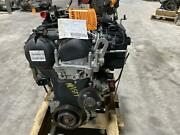 2017 2018 2019 Ford Escape Good Running 1.5l Engine W Turbo Vin D