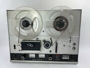 Akai 4000ds Stereo Tape Deck Reel To Reel Recorder And Player