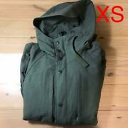 Engineered Garments Hoodie Field Coat Jacket Cotton Double Cloth Xs From Japan